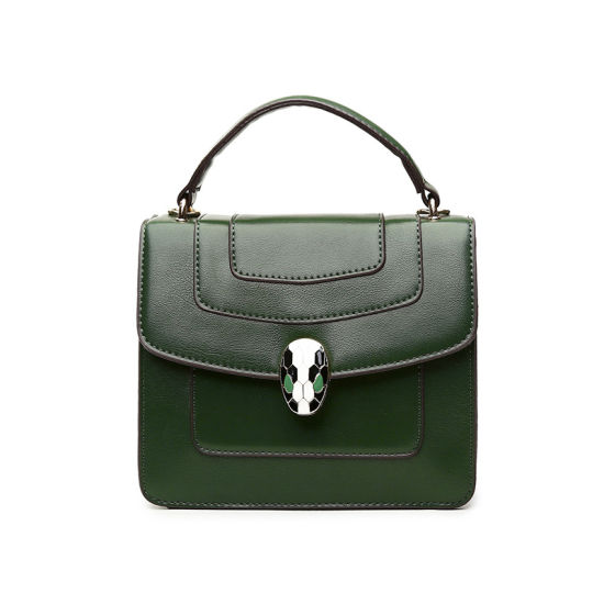 cb9057f289 High Quality Fashion Leather Bag Women Designer Brand Handbag pictures    photos