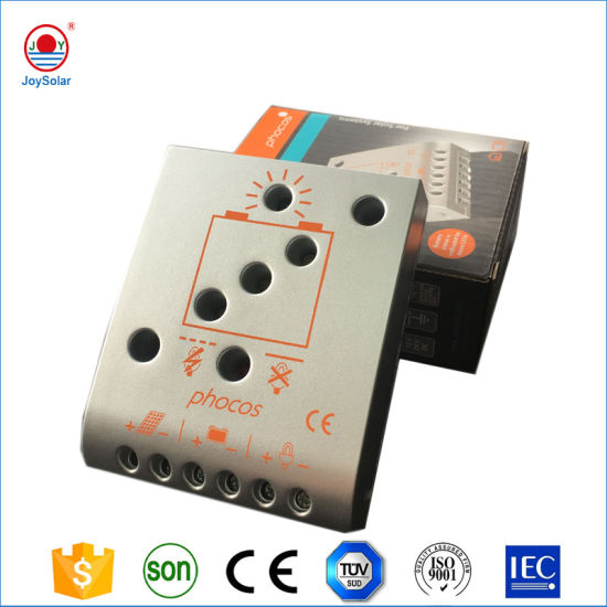 Germany Quality Phocos Brand 12/24V Auto Cml20 Solar Charge Controller for Solar System