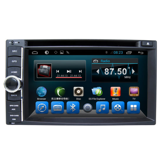 Wholesale Universal Android Car Audio DVD Player pictures & photos
