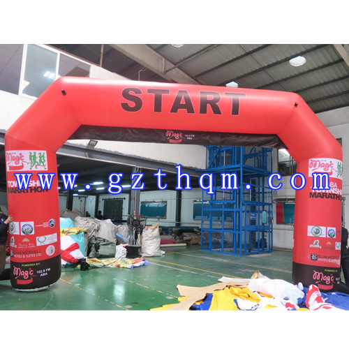 Design Printing Inflatable Breath Arch pictures & photos