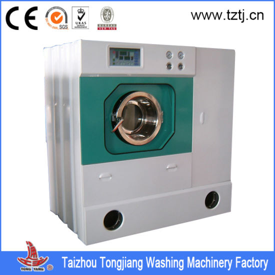 Automatic Dry Cleaning Machine For Laundry House/Hotel Dry Washing Machine