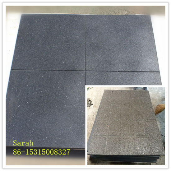 Playground Rubber Tiles, Colorful Rubber Paver, Outdoor Rubber Tile pictures & photos