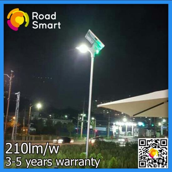 Energy-Saving Low Voltage DC Solar LED Outdoor Street Garden Light pictures & photos