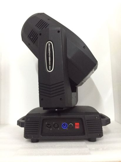350W 17r Outdoor Moving Head Lights DJ Moving Heads Moving Spot Lights