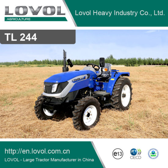 Foton Lovol 24HP Mini Agricultural Garden Tractor pictures & photos