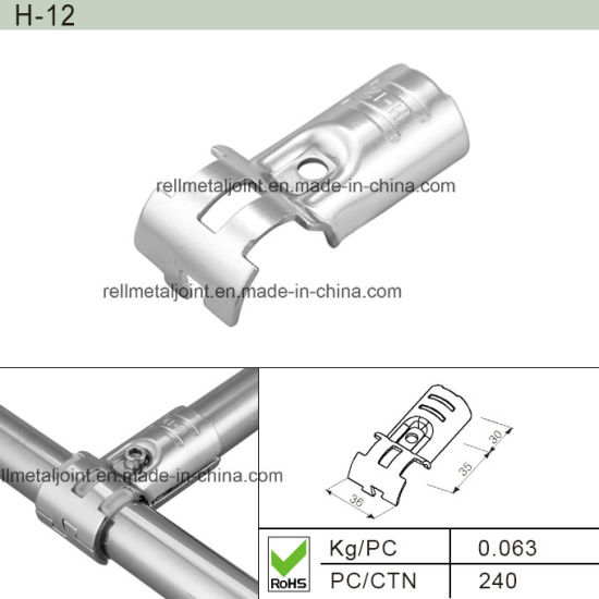 Lean Metal Joints for Lean Pipe System (H-12) pictures & photos
