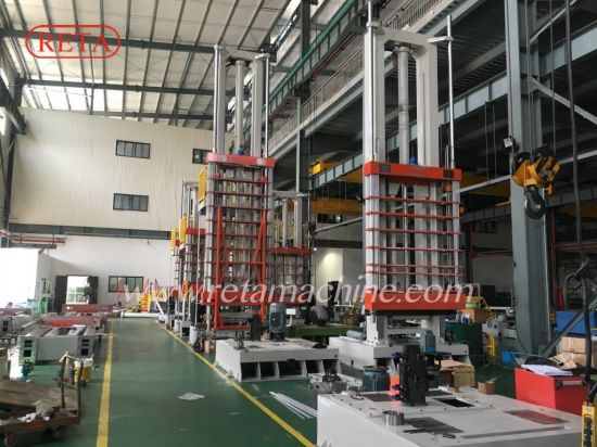 Inner Grooved Tube Vertical Expander Machine pictures & photos