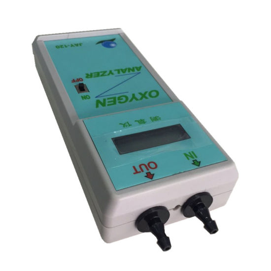 Portable and Convenient Oxygen Analyzer Jay-120 pictures & photos
