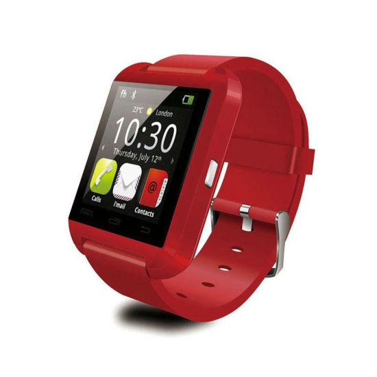 Hot Selling Factory Sale U8 Smart Watch for iPhone Android Smartphones pictures & photos