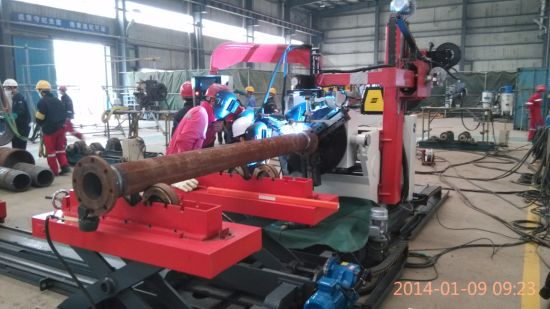 Pipe Flange Fit-up and Welding -All in One Machine and Pipe Welding Machine