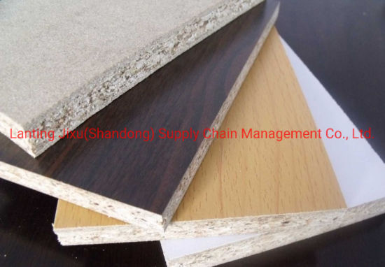 12mm 15mm 18mm Melamine Particle Board pictures & photos