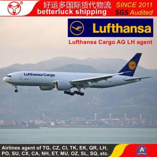 shipping from China to Europe Germany FRAnkfurt airport Air Freight Forwarder cargo airlines agent