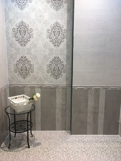 China New Design Polished Ceramic Wall And Floor Tiles For Kitchen