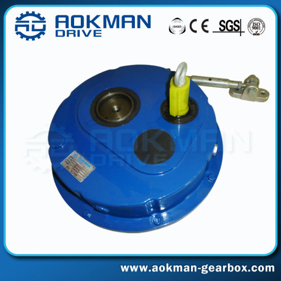 ATA Series Shaft Mounted Gearbox with Low Noise