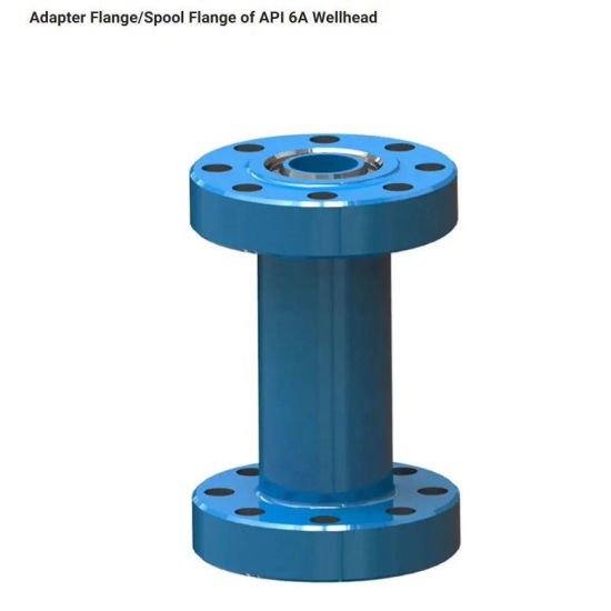 Adapter Flange Spool Flange of API 6awellhead