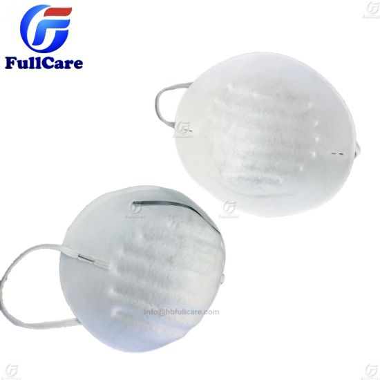 Disposable Nonwoven PP Single Layer 160g 180g 220g Nuisance Dust Mask  Particulate Respirator Safety Cover Dust Mask
