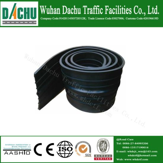 High Quality Steel -Edged Rubber Water Stop