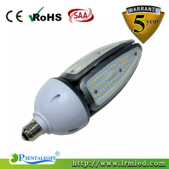 Factory Price E26 E27 E39 E40 Post Top Street 50W LED Corn Bulb pictures & photos