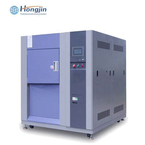 Touch Screen Programmable High-Low Temperature Shock Test Chamber
