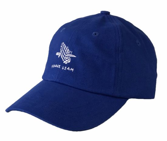caa9660a8d899 China High Quality Sport Cap with Leather Strap Dad Hat - China ...
