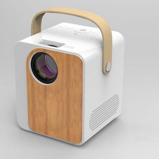 Fantastic Portable Design Cp350 Mini Smart Projector Android