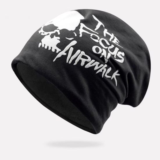 d11af1f19b2 Fashion Unisex Hip Hop Sport Slouch Beanie Cotton Polyester Slouchy Hat