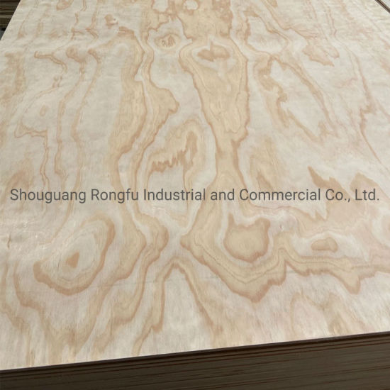 18mm Commercial Plywood for Furniture or Construction