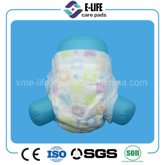OEM Disposable High Quality Baby Diaper with Good Price pictures & photos