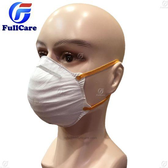 Wholesale Filtered Dust Ce Ffp2 En149 Respirator Approved Ffp1 Mask