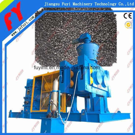 Fertilizer & chemical 2-6mm granules roll press granulating machine compactor with CE certificate
