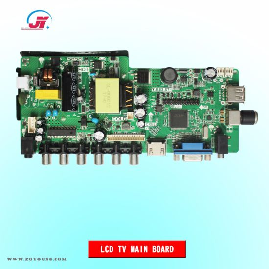 China 18 5-24inch FHD LCD / LED TV Main Board (ZYCF-T  R83