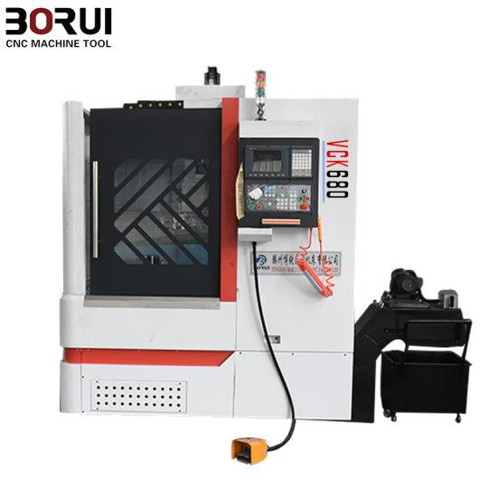 China Cheap Cnc Vertical Lathe Machine For Sell Ck680 China Cnc