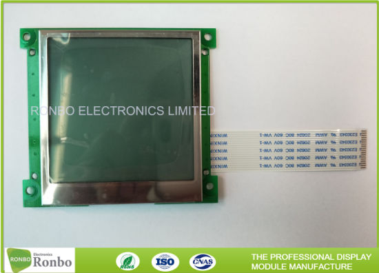 160X160 Graphic LCD Monitor, MCU 8bit, UC1698, 18pin, COB LCD Screen