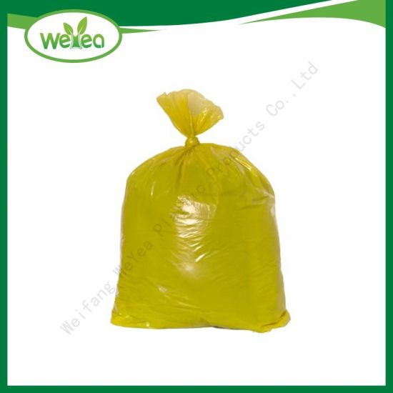 Garbage Bags Rubbish Bag Bin Liners Garbage Bag Waste Bags With Drawstring 35L 60L 120 L