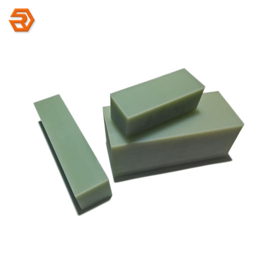 Extra Thick Epoxy Resin Fiberglass Fr4 / G10 Sheet for Making Insulation Parts