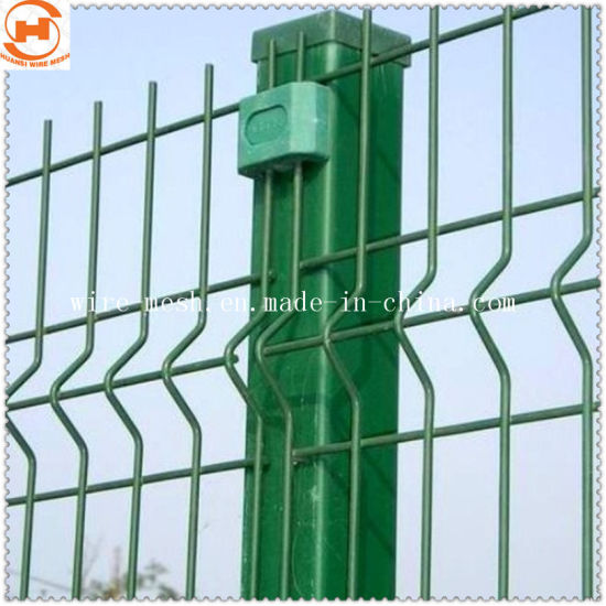 Welded Wire Mesh Fence/Garden Wire Mesh Fence