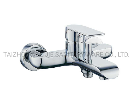 Solid Brass Material Bathtub Mixer Water Tap Shower Faucet