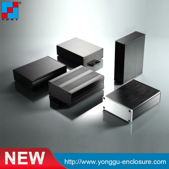 Aluminum Extruded Enclosure Foil Box for Food Packaging