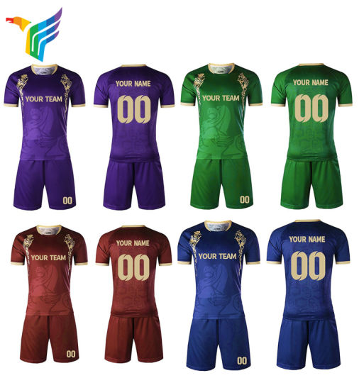 World Cup Soccer Tracksuit Football Clothes Cloth Clothing Soccer Jerseys