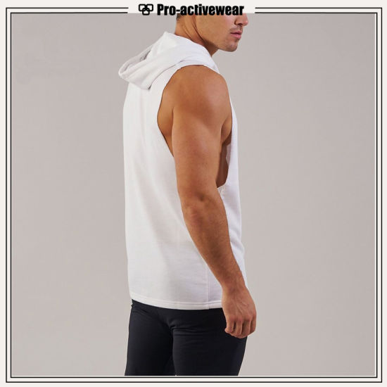 LLXM American Flag Men Printed Vest Sports Tank-Top Tees Leisure T-Shirt Sleeveless Shirts