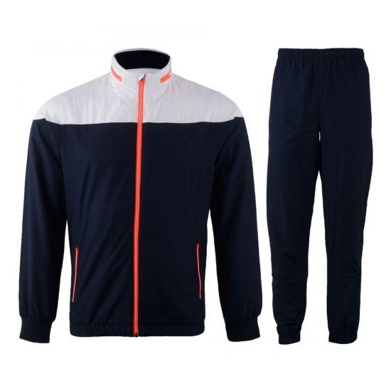 Wholesale 100% Cotton Sports Track Suits for Men
