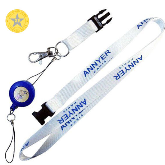 Beautiful Anime Breakaway Clip Lanyards with Detachable Buckle for Promotion pictures & photos