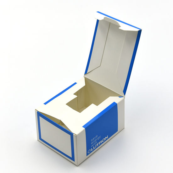 Product Paper Packaging Box 300 GSM Paper Box Packaging pictures & photos