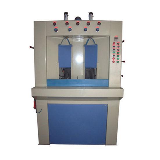 Factory Wholesale Wheels Automatic Turntable Sand Blasting Machine