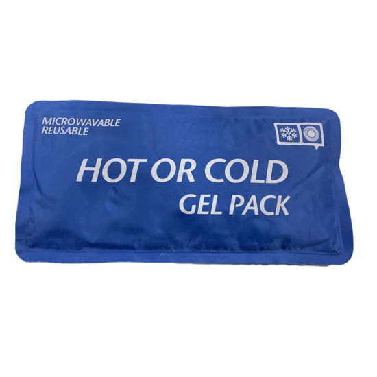 Nylon Hot Cold Pack Reusable Gel Ice Pack