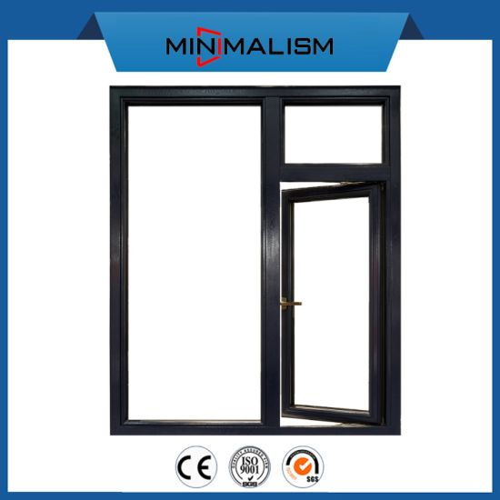 Building Material Alu Casement Window/Opening/Swing with Clear Glass pictures & photos