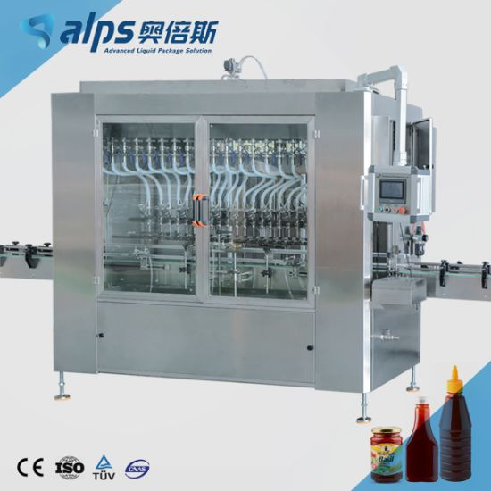 Automatic 5L Edible Cooling Oil Filling Machine
