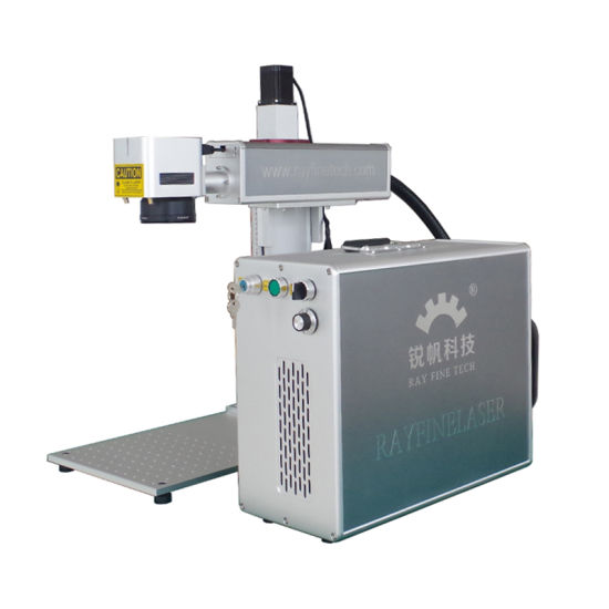 Wholesale 30W Jpt Mopa Fiber Laser Marking Machine