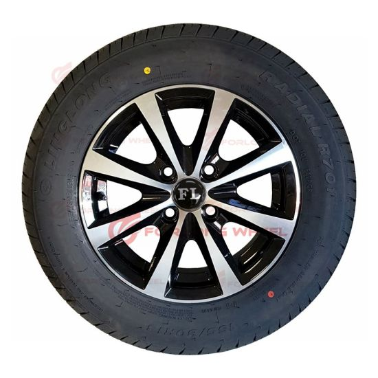 13inch High Speed Small Trailer Aluminum Wheels