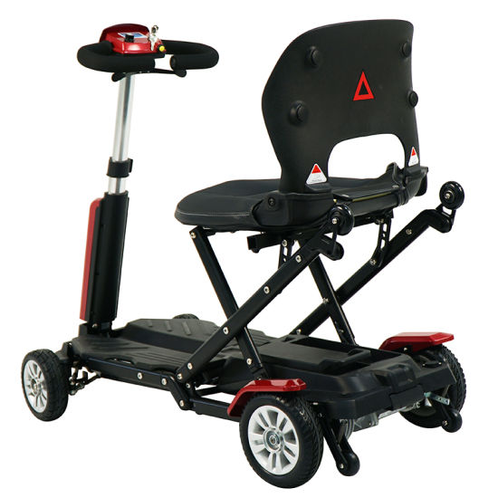 Easy Folding Mobility Disabled Scooters